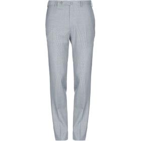 《セール開催中》INCOTEX メンズ パンツ ダークブルー 50 バージンウール 100%
