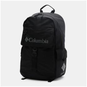 コロンビア ポポダッシュバックパック ユニセックス ブラック ワンサイズ 【Columbia】