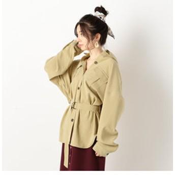 【archives:トップス】A-ビッグシルエットシャツ