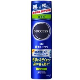 花王 サクセス 薬用育毛トニック ハーバルシトラス 微香性 180g  (1301-0303)