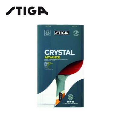 STIGA 三星休閒拍碳纖系列 CRYSTAL ADVANCE STA158801
