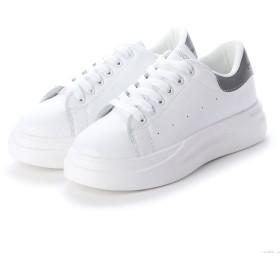 ジーアンドジー G & G スニーカー 靴 シューズ カジュアル (グレー)
