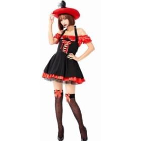 ハロウィン 衣装 海賊 コスプレ パーティー イベント Halloween ビジュアル 夜遊び クラブ コスチューム ハロウィン コスプレ 大人用 衣