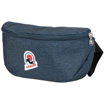 《セール開催中》INVICTA Unisex バックパック&ヒップバッグ ブルーグレー ポリエステル 100% WAIST BAG 30