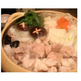 島根沖産あんこう鍋用セット(あん肝棒、レシピ付き)