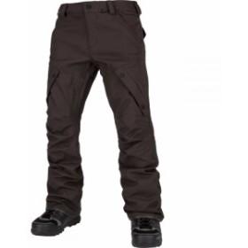ボルコム Volcom メンズ スキー・スノーボード ボトムス・パンツ Articulated Pant Vintage Black