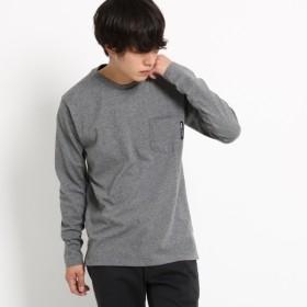 [マルイ] 長袖 Tシャツ クルーネック WEB限定/ベース ステーション(メンズ)(BASE STATION Mens)
