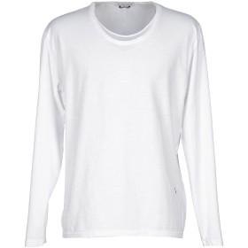 《期間限定セール開催中!》GREY DANIELE ALESSANDRINI メンズ T シャツ ホワイト M コットン 100%