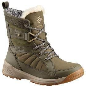 [コロンビア] レディース ブーツ&レインブーツ Meadows Shorty Omni-Heat Faux Fur Boots [並行輸入品]