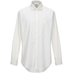 《セール開催中》MASSIMO ALBA メンズ シャツ ベージュ L コットン 100%