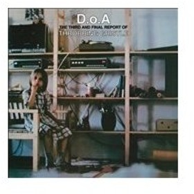 Throbbing Gristle D.O.A.: The Third And Final Report Of Throbbing Gristle CD