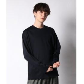 [マルイ] メンズTシャツ(ポンチリラックス ロングスリーブ Tシャツ)/ジャーナルスタンダード レリューム(メンズ)(JOURNAL STANDARD relume)