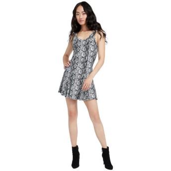 alice + olivia(アリス アンド オリビア)/ALICIA SNAKE SKIN DRESS