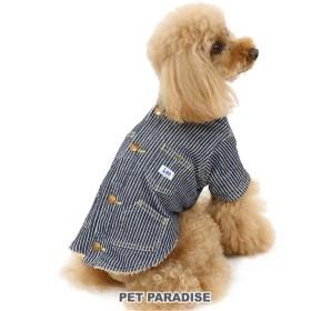 【オンワード】 PET PARADISE(ペットパラダイス) Lee エンジニア ジャケット〔小型犬〕 紺(ネイビー・インディゴ) DS 【送料無料】