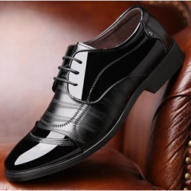 ビジネスシューズ メンズ 革靴 パンプス ビジネス 靴 フォーマル