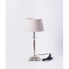 [Blanc de Juillet] テーブルランプ・ベルサイユ・シルバー/ランプ スタンド 照明 インテリア 間接照明