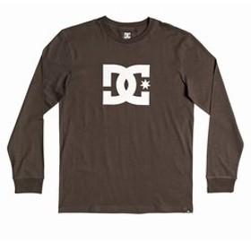 【クイックシルバー:トップス】【DC ディーシー公式通販】ディーシー (DC SHOES)STAR LS 2 Tシャツ 長袖 クルーネック ロゴ