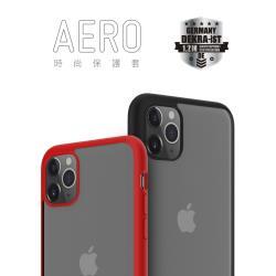 Switcheasy iPhone 11 Pro Max(6.5吋) - AERO捍衛系列 - 黑色/白色/紅色/軍綠色