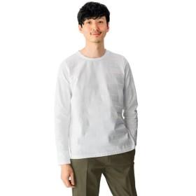 リンクス編み長袖Tシャツ UR1901