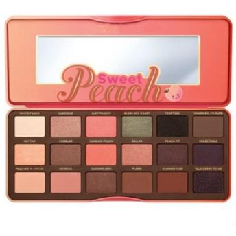 新しいプロフェッショナルToo Faced Sweet Peachアイシャドウコレクションパレットメイクアップ