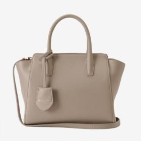 【マッキントッシュ ロンドン ウィメン(MACKINTOSH LONDON WOMEN)】 ◆◆レザーハンドバッグ ◆◆レザーハンドバッグ ベージュ