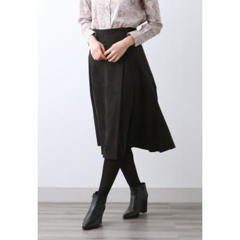 AMACA エルモザ スカート その他 スカート,ブラック