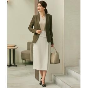 ICB(アイシービー)/【mi-molletコラボ】Compact Double Cloth スカート
