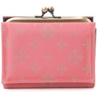 Daily russet(デイリーラシット)/ガマグチ三つ折り財布