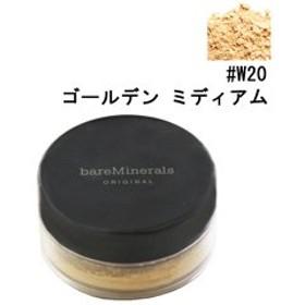 【ベアミネラル】ベアミネラル オリジナル ファンデーション (SPF15 PA++) #W20 ゴールデン ミディアム 8g [並行輸入品]