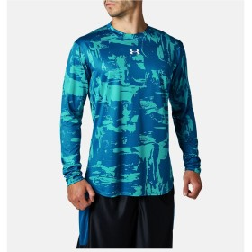 19F UA BASELINE PRINTED LS UNDER ARMOUR (アンダーアーマー) 1346741 417 BLU