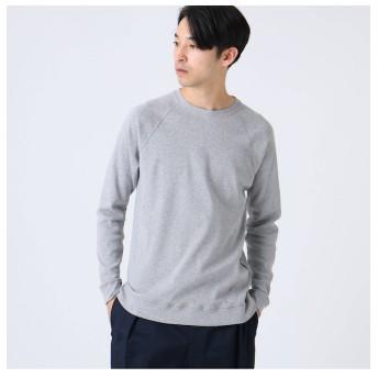【ドレステリア/DRESSTERIOR 】 コットンクルーネックプルオーバー