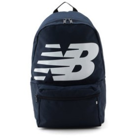 【ViS:バッグ】【NEW BALANCE】ロゴバックパック