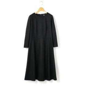 キース(KEITH)/ウーステッドスムース ドレス