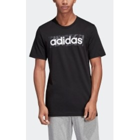 M CORE リニアロゴボックスグラフィックTシャツ