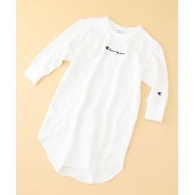 ロペピクニック チュニックTシャツ レディース オフホワイト(15) 130 【ROPE' PICNIC】