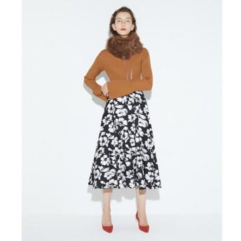 【エリオポール/HELIOPOLE】 HELIOPOLE ロングフレアースカート