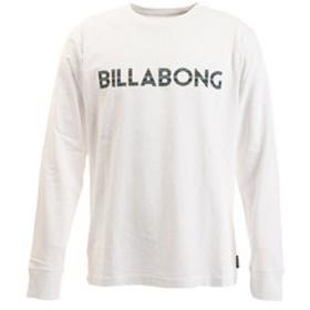 【Super Sports XEBIO & mall店:トップス】UNITY LOGO ロングスリーブTシャツ AJ012050 WHT