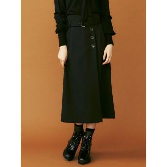 dazzlin(ダズリン)/フロントタックタイトスカート
