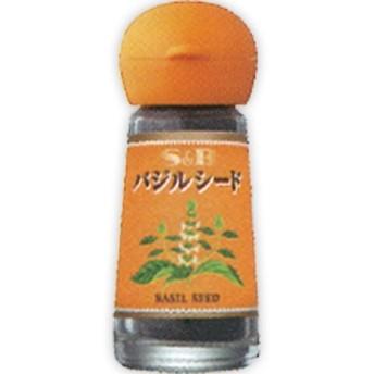 ヱスビー食品 バジルシード 20g
