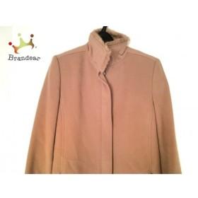 カルバンクライン CalvinKlein コート サイズ4 XL レディース 美品 ライトブラウン 冬物   スペシャル特価 20200113