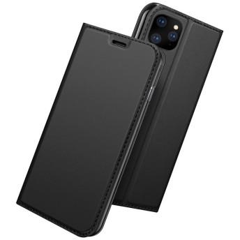 【強化ガラス付き】Apple iPhone11 / 11 Pro / 11 Pro Max ケース/カバー 手帳型 レザー スタンド機能 カード収納 上質でPUレザー アイフォン11/11プロ/11プ