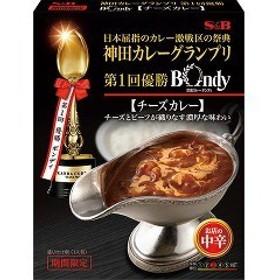 神田カレーグランプリ 欧風カレーボンディ チーズカレー お店の中辛(180g)[レトルトカレー]