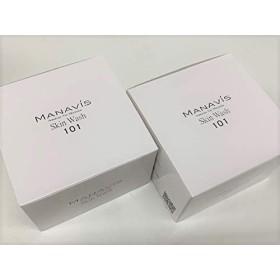 マナビス化粧品 薬用 スキンウォッシュ (薬用せっけん)2個セット