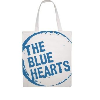 ザ·ブルーハーツ (2)ショッピング、ラップトップ、教科書の再利用可能なウォッシャブルの素晴らしい選択のショルダーバッグ