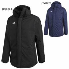 【キャッシュレスでP5%還元】 アディダス サッカー オフピッチジャケット CONDIVO18 スタジアムパーカー DJV53