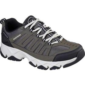 [スケッチャーズ] メンズ ブーツ&レインブーツ Relaxed Fit Crossbar Stilholt Hiking Sho [並行輸入品]