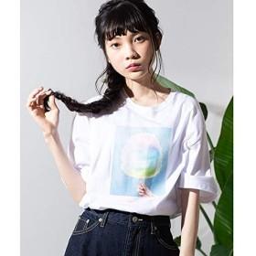 ウィゴー(メンズ)(WEGO) スイーツフォトTシャツ【ホワイトその他/S】