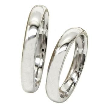 (リュイール) Luire ピンクゴールド k10 ペアリング 地金リング 結婚指輪 マリッジリング 2本セット 甲丸 リング