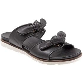[ブエノ] レディース サンダル Yasi Leather Bow Slide Sandals [並行輸入品]