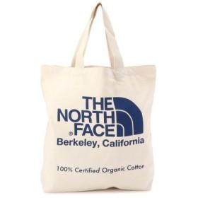 (UNCUT BOUND/アンカットバウンド)THE NORTH FACE (ノースフェイス)TNF Organic Cotton ToteBag オーガニックコットントート/メンズ BLUE